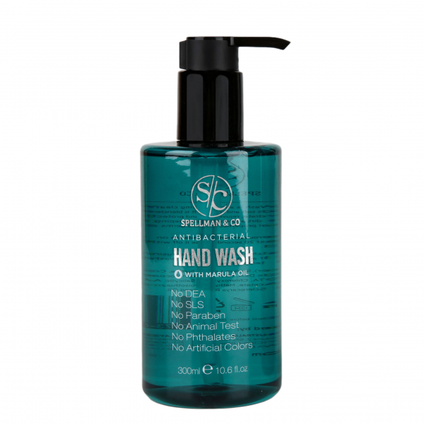 antibacterial hand wash with marula oil