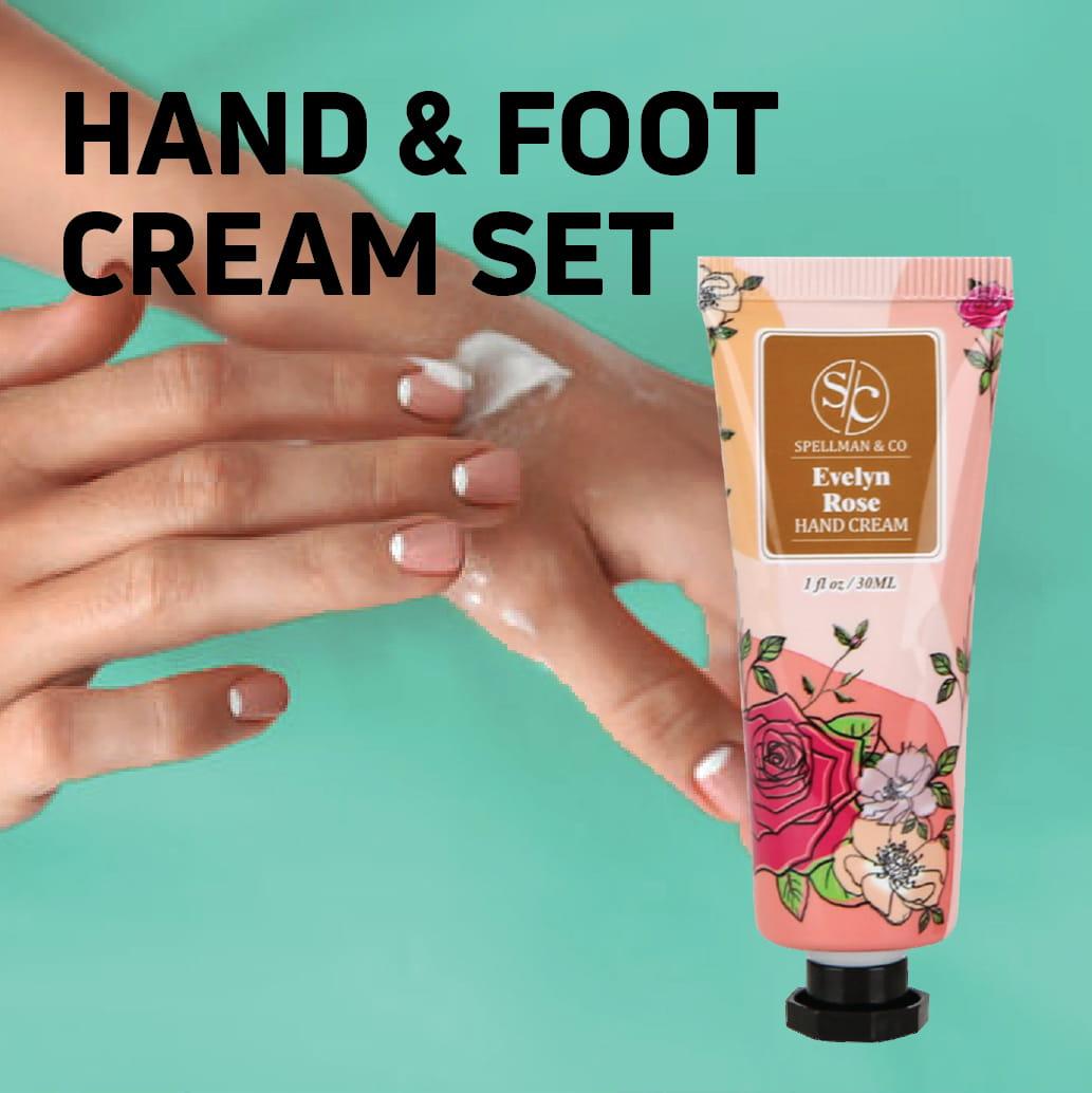 Hand & Foot Cream Set category