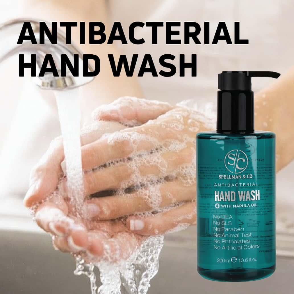 antibacterial handwash category