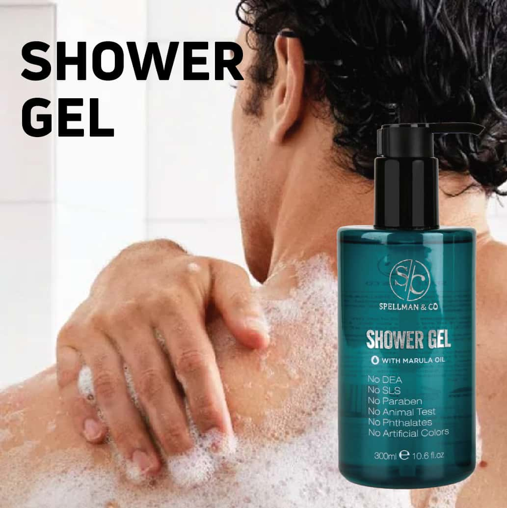 shower gel category